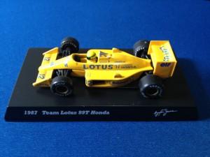 Lotus Honda 99T (Escala 1:18)