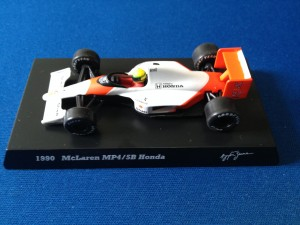 McLaren Honda MP/5B (Escala 1:18)