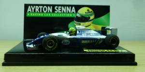 Williams Renault FW16 (Escala 1:43)