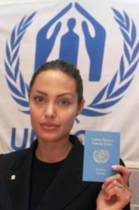 Embaixadora do Alto Comissariado das Nações Unidas para os Refugiados